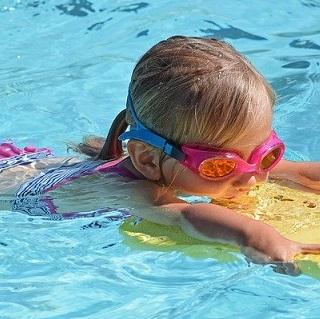 Anfängerschwimmen